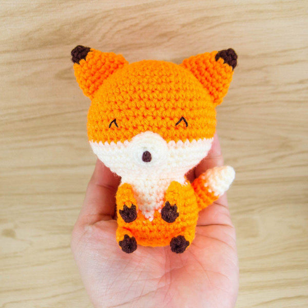 Stuffed Animal Fox Plush