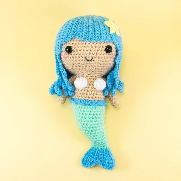 Handmade Mermaid doll
