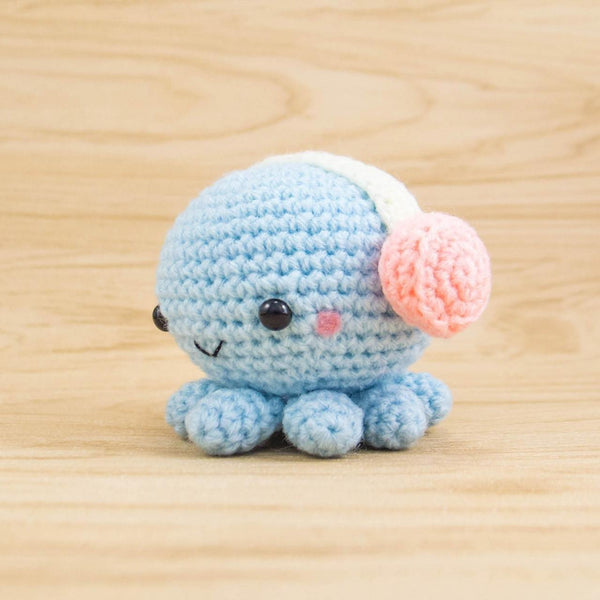 Amigurumi Octopus Stuffed Animal