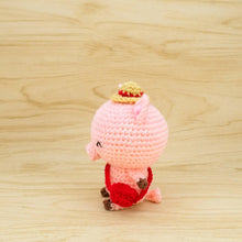 Load image into Gallery viewer, Crochet Pig Pattern