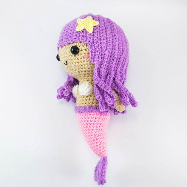 Plush Mermaid Toy