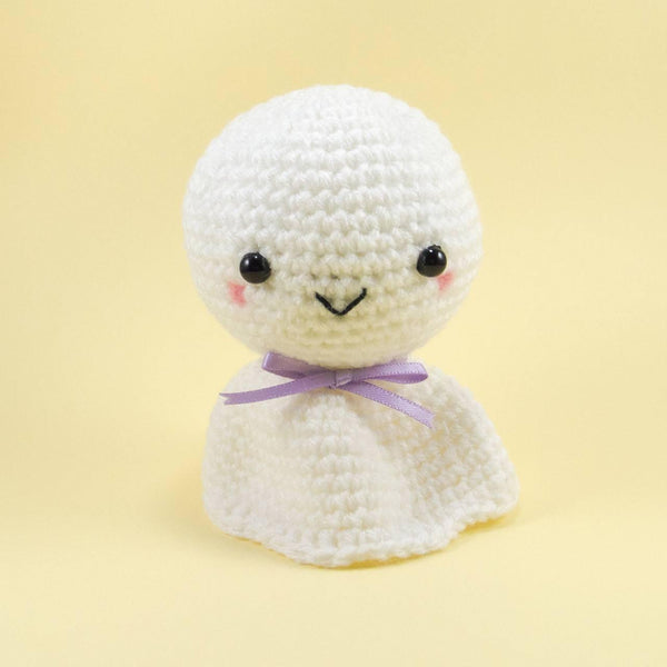 Japanese Weather Doll Crochet Pattern for Handmade Gift