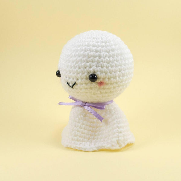 Stuffed Teru Teru Bozu Pattern Side View
