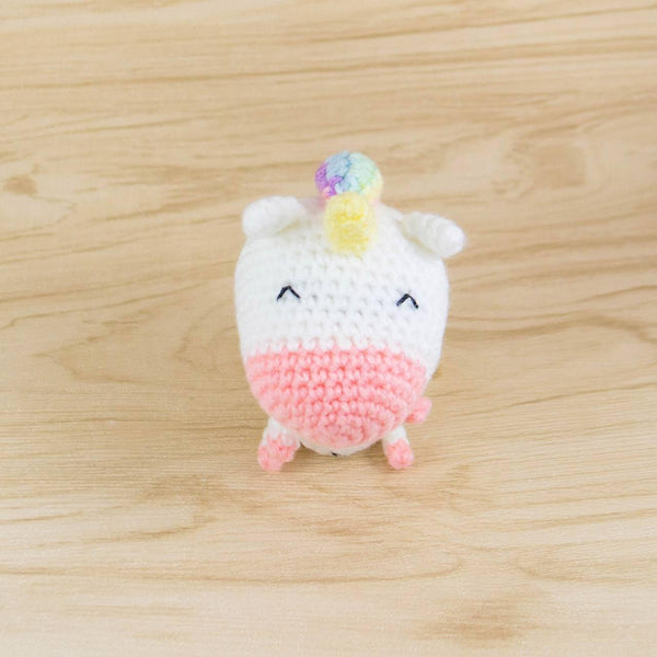 handmade unicorn plush