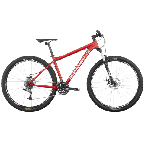 Diamondback 2013 Overdrive 29'er Mountain Bike with 29-Inch Wheels