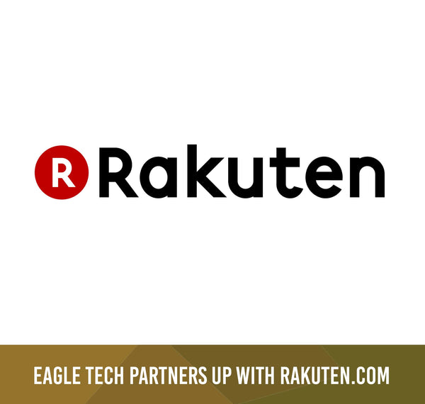 Eagle Tech Partners Up with Rakuten.com (Jun.03.2013)
