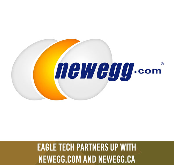 Eagle Tech Partners Up with Newegg.com and Newegg.ca (Jan.01.2013)