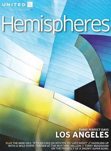 Hemispheres January 2014