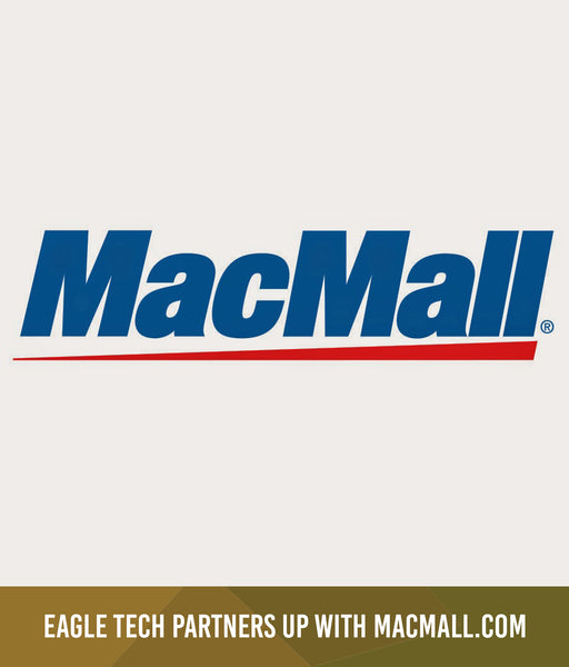 Eagle Tech Partners Up with Macmall.com (May.06.2015)
