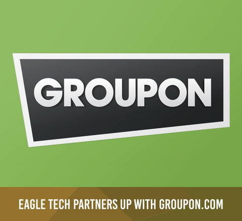 Eagle Tech Partners Up with Groupon.com (Feb.11.2015)