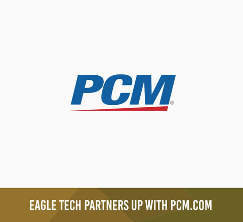 Eagle Tech Partners Up with PCM.com (Nov.04.2014)