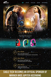 Eagle Tech Becomes an Official Sponsor of Warner Bros Jupiter Ascending (Jul.26.2014)