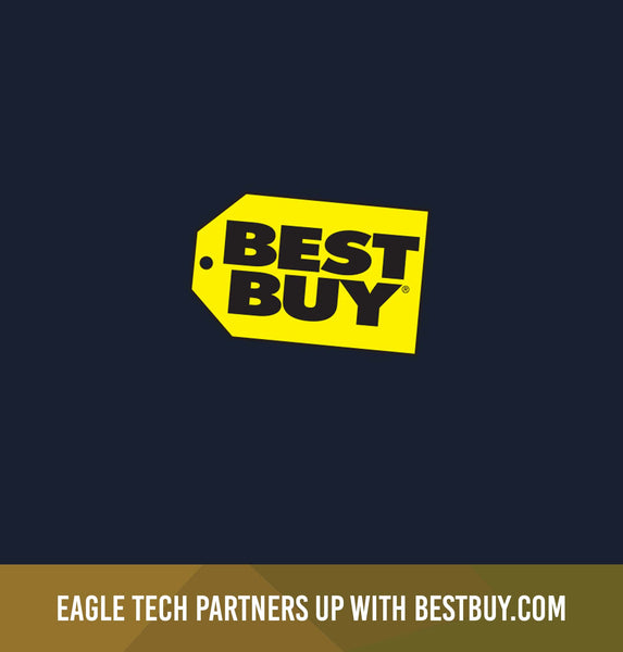 Eagle Tech Partners Up with BestBuy.com (Jun.11.2014)