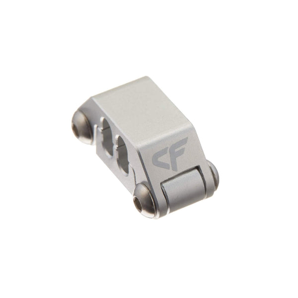 Cable Clip - Nanoxia Aluminum Cable Clip For 4 Strands Cables (4 Pin Molex Or EPS)