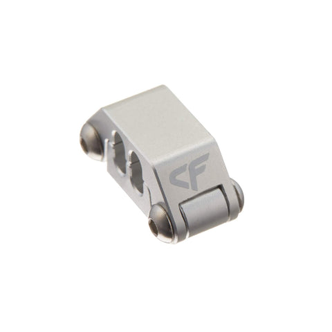 Nanoxia Aluminum Cable Clip for 4 Strands Cables (4 pin Molex or EPS)