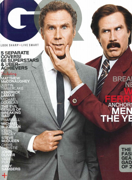 Default - GQ January 2014