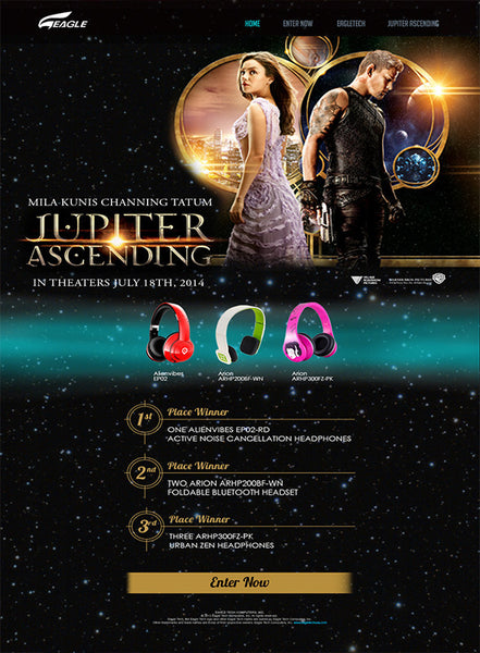 Default - Jupiter Ascending February 2015