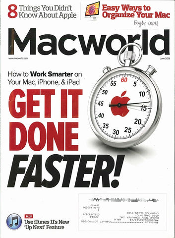 Macworld December 2013