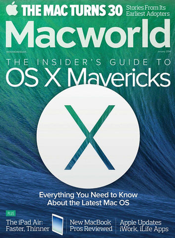 Macworld November 2013