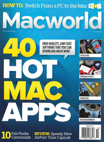 Macworld October 2013