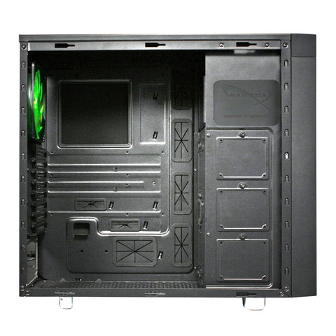 Nanoxia 2 ATX Mid Tower Case (Fits Slim/Thin 360 mm Radiators)