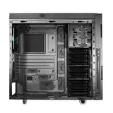 PC Cases - Nanoxia Deep Silence 1 ATX Mid Tower Case Black