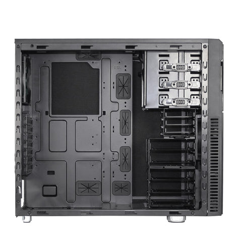 Nanoxia Deep Silence 3 ATX Mid Tower Case Black