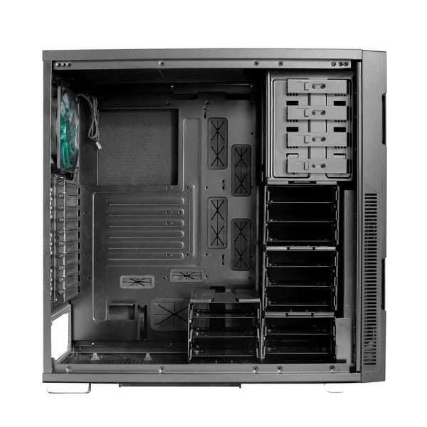PC Cases - Nanoxia Deep Silence 5 XL ATX Full Tower Case Black