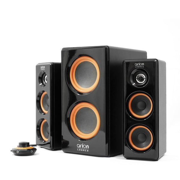 Speakers - Arion Legacy AR506 2.1 Speakers 100W