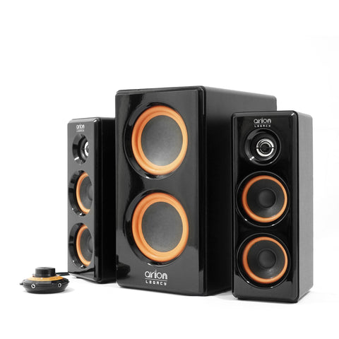 Arion Legacy AR506 2.1 Speakers 100W