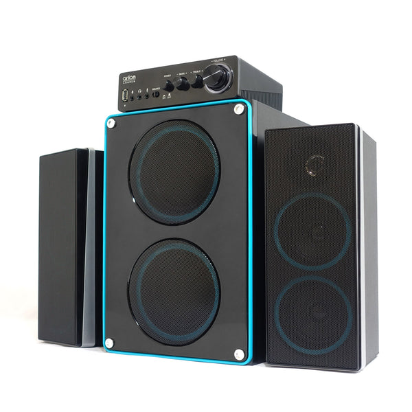 Speakers - Arion Legacy Deep Sonar 550 2.1 Speakers 86W