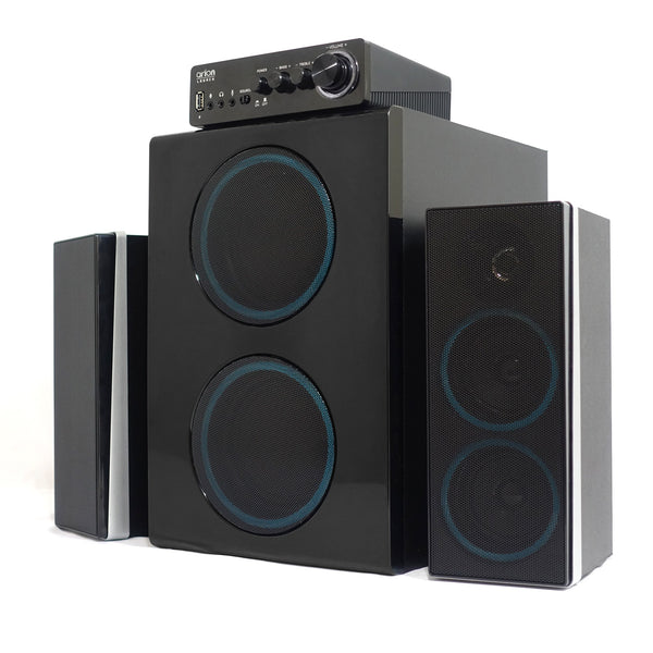 Speakers - Arion Legacy Deep Sonar 750 2.1 Speakers 166W