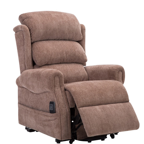 Agatha Dual Motor Electric Riser Recliner Chair