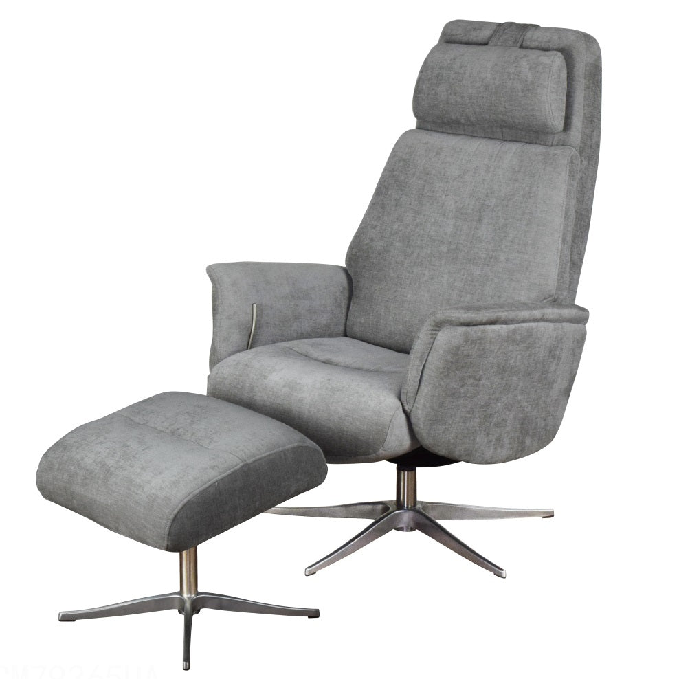Albury Luxury Fabric Recliner Chair