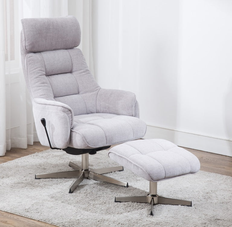 Auckland Top Quality Fabric Recliner Chair