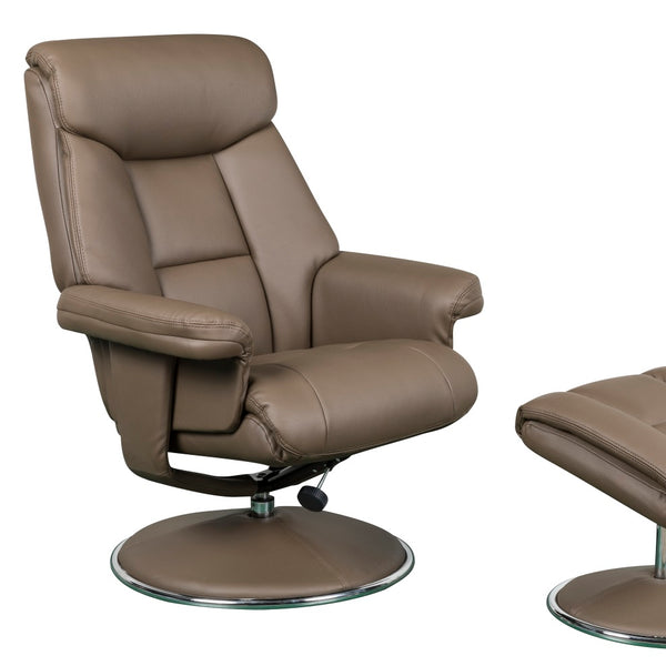 Biarritz Luxury Swivel Recliner Chair
