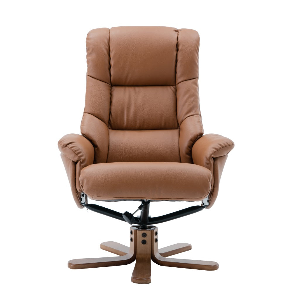 Florence Plush Recliner Chair