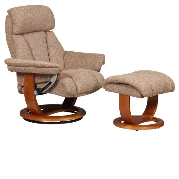 Mars Portofino Fabric Recliner Chair