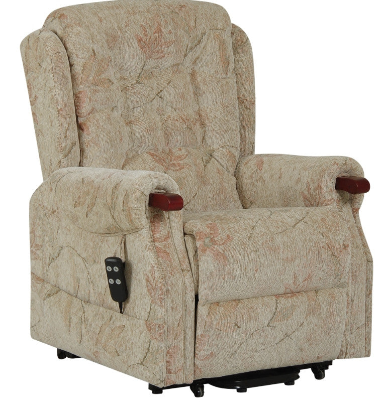 Radford Dual Motor Electric Riser Recliner Chair