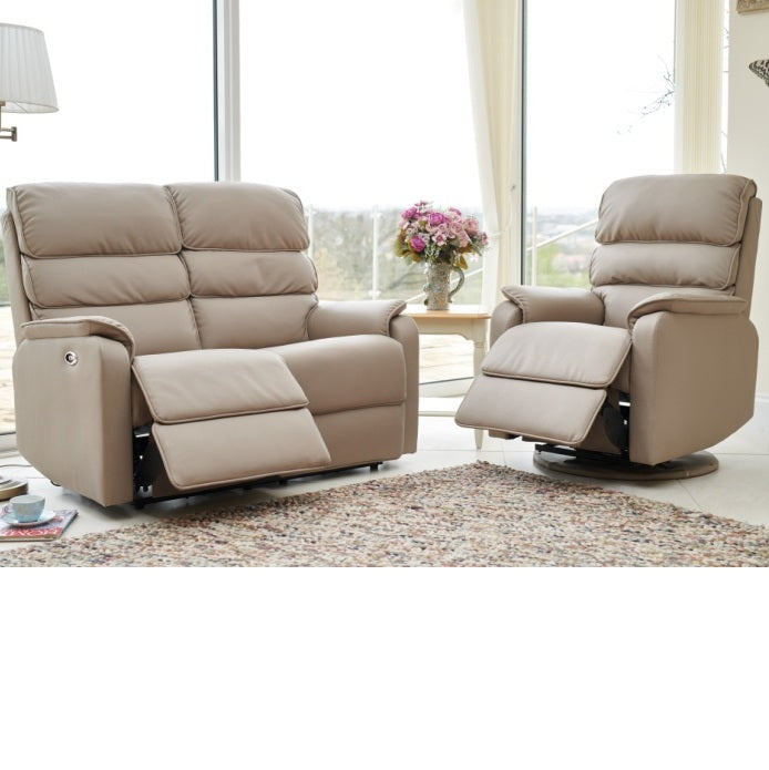 Valencia Electric Swivel Recliner Chair