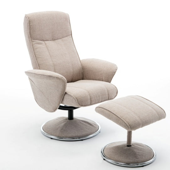 Verona Fabric Recliner Chair