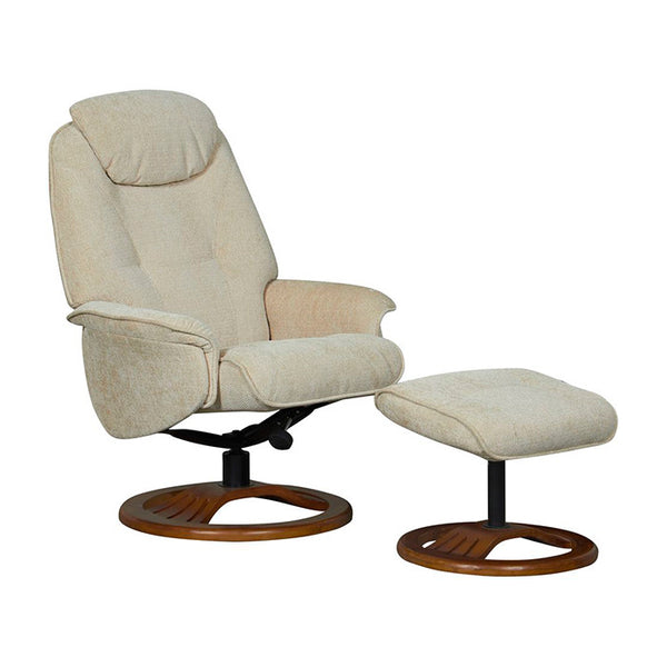 Oslo Fabric Recliner Chair