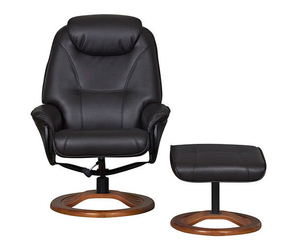 Oslo Leather Recliner Chair