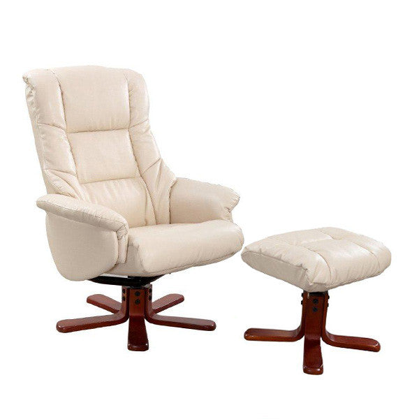 Shanghai Leather Recliner Chair