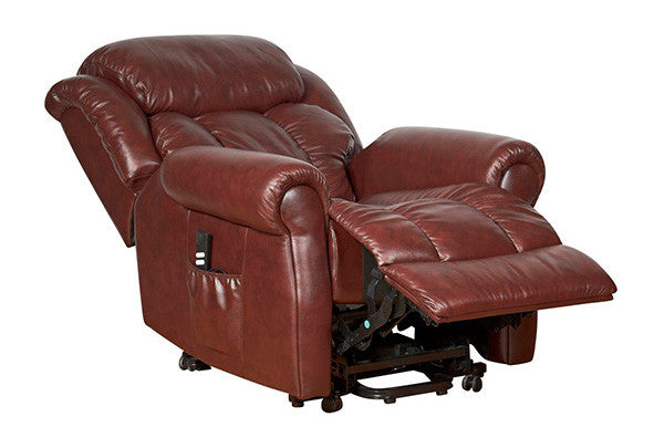 Surprising Wiltshire Leather Electric Riser Recliner Chair Cjindustries Chair Design For Home Cjindustriesco