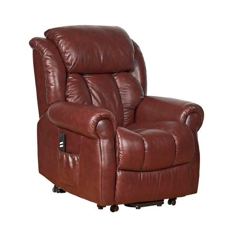 Wiltshire Leather Electric Riser Recliner Chair  sc 1 st  Just Recliners & Leather Recliner Chairs from Just Recliners islam-shia.org