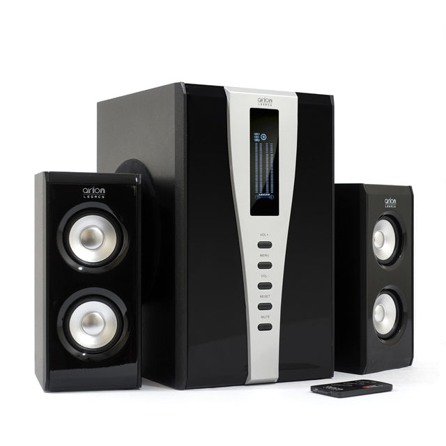 Speakers - Arion Legacy AR508 2.1 Speakers 140W
