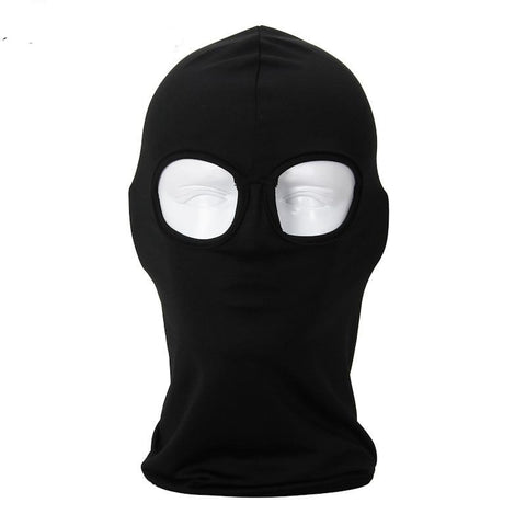 Lycra Balaclava Headscarf Motorcycle Biker Airsoft Paintball Helmet Face Mask For Protection - SexyHeksieLingerie