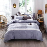 European style Luxury New 100% Cotton Blend Bedding Set Quilt Duvet Cover Bed sheet/Linen Pillowcases - SexyHeksieLingerie