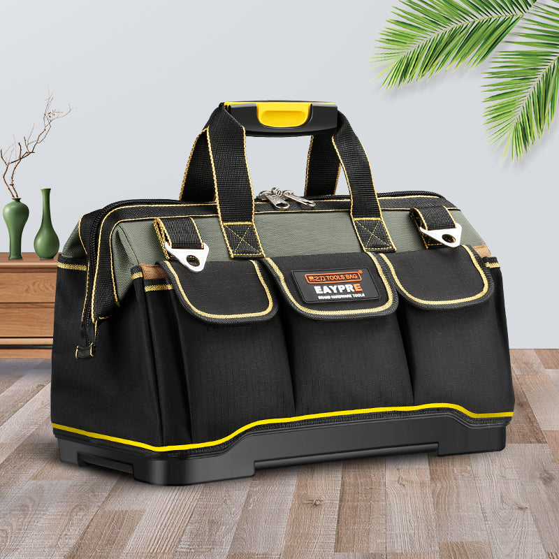 "New 2019  Tool bags 13"" 16""18 20""1680 D Oxford Cloth  bag Top Wide Mouth Electrician bags - SexyHeksieLingerie"